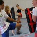 Workshop Kickboksen