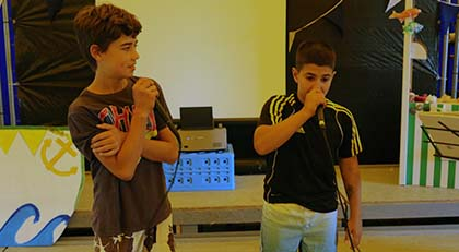 Workshop Beatbox