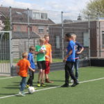 Workshop Pannavoetbal
