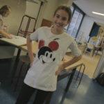 Workshop T-shirt ontwerpen