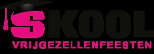 Logo Skool vrijgezellenfeesten