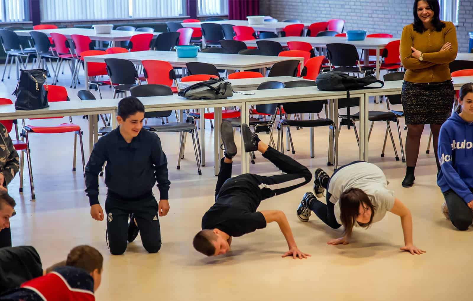 Workshop Breakdance