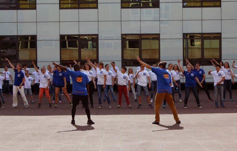 Workshop Flashmob
