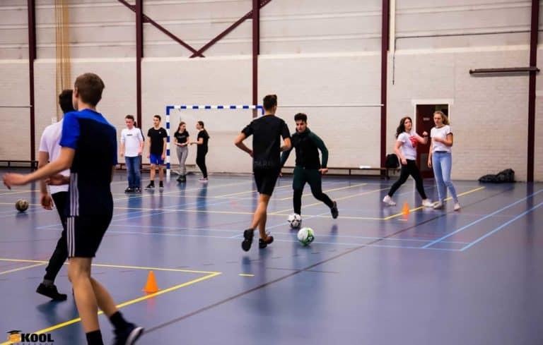Workshop Pannavoetbal
