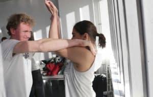 Workshop Zelfverdediging